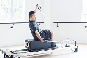 Pilates Sport-specific training at Upside Motion