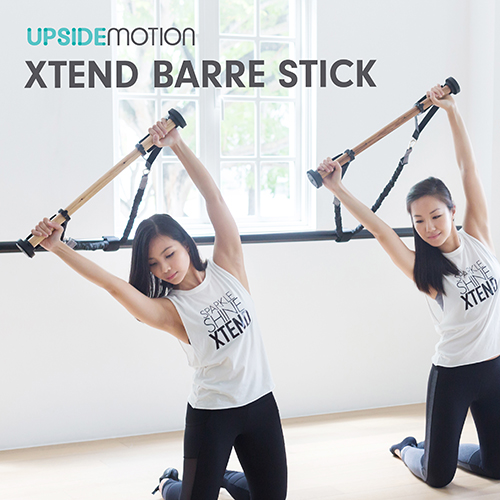 Upside Motion introduces Xtend Barre Stick