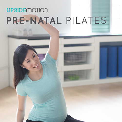 Upside Motion 4 Week Prenatal Pilates 2