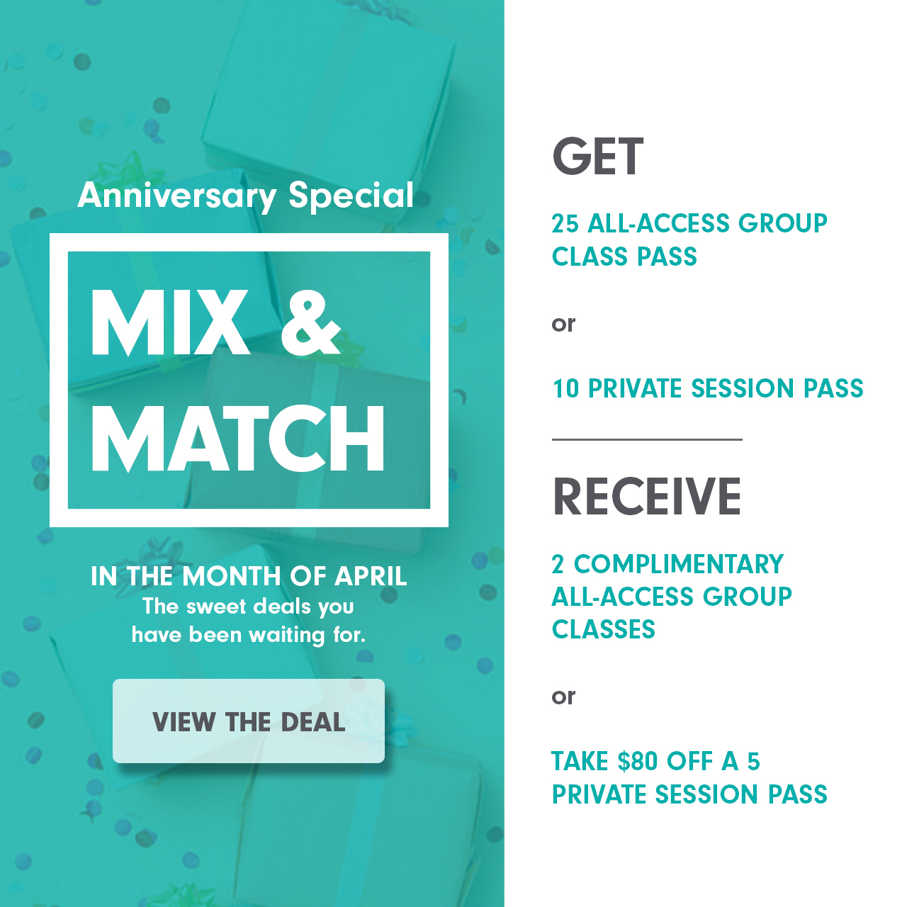 Upside Motion 5th Anniversary Promotion Website