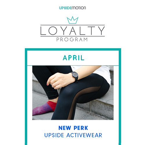 Perkville Perk Of The Month Upside Activewear