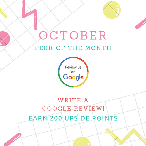 Perkville Perk Of The Month Review Us On Google