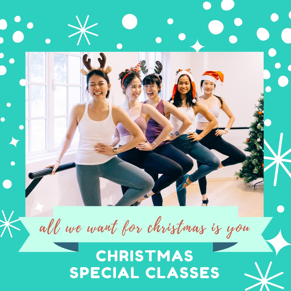 Upside Motion Xmas Special Classes 2018