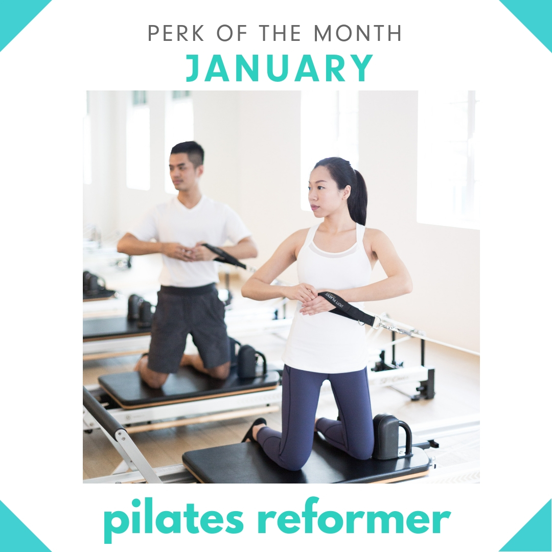 Perkville Perk Of The Month Pilates Reformer