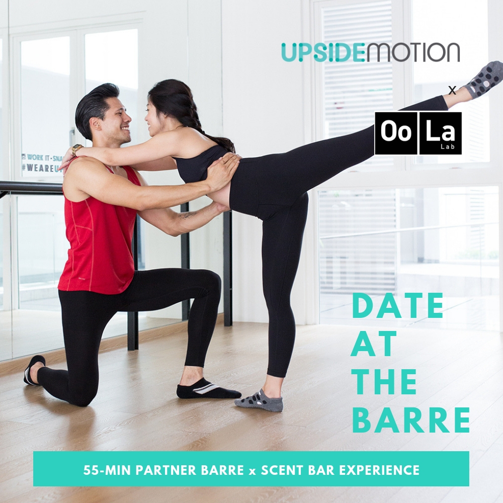 Upside Motion x Oolalab Date At The Barre