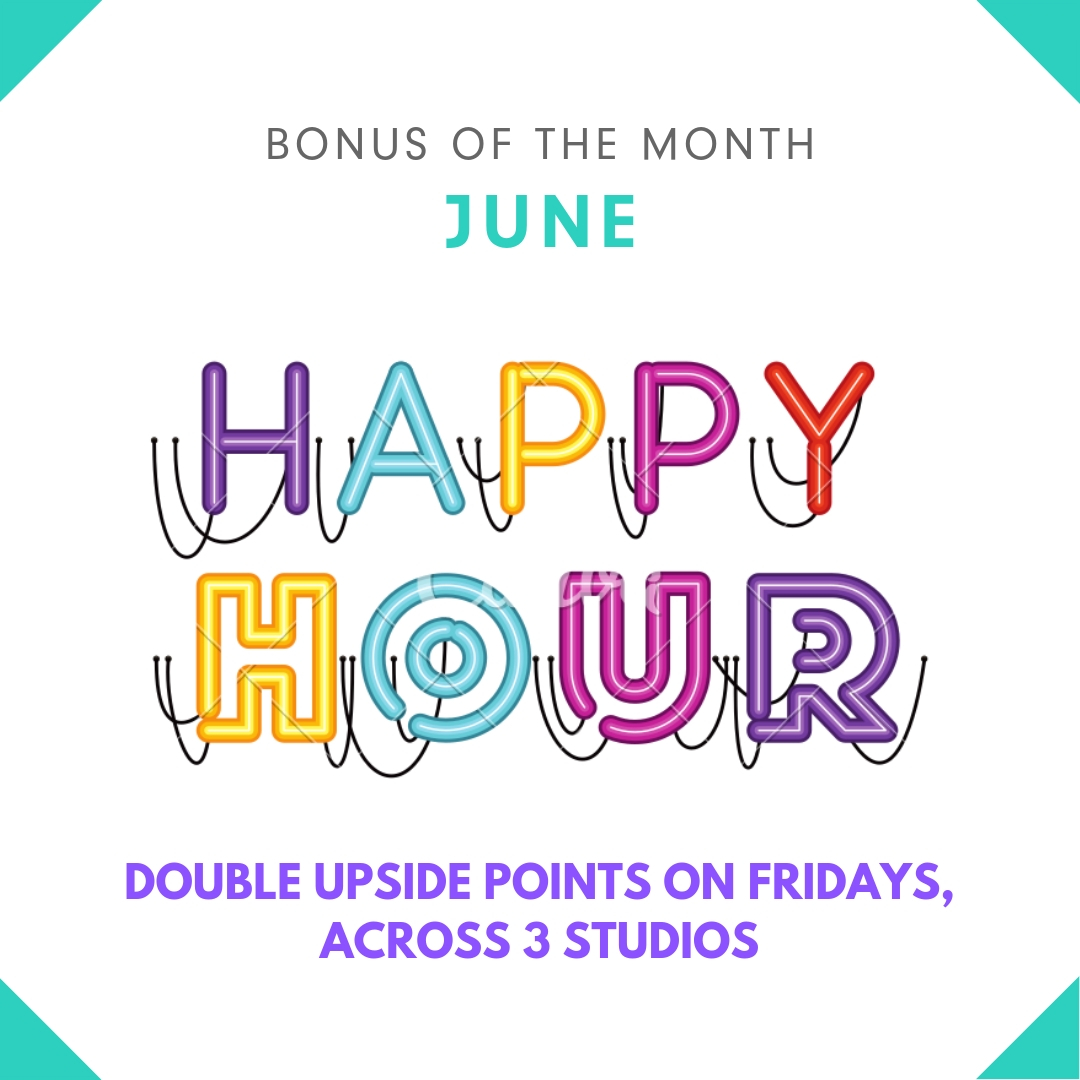 Perkville Perk Of The Month Happy Hours Fridays