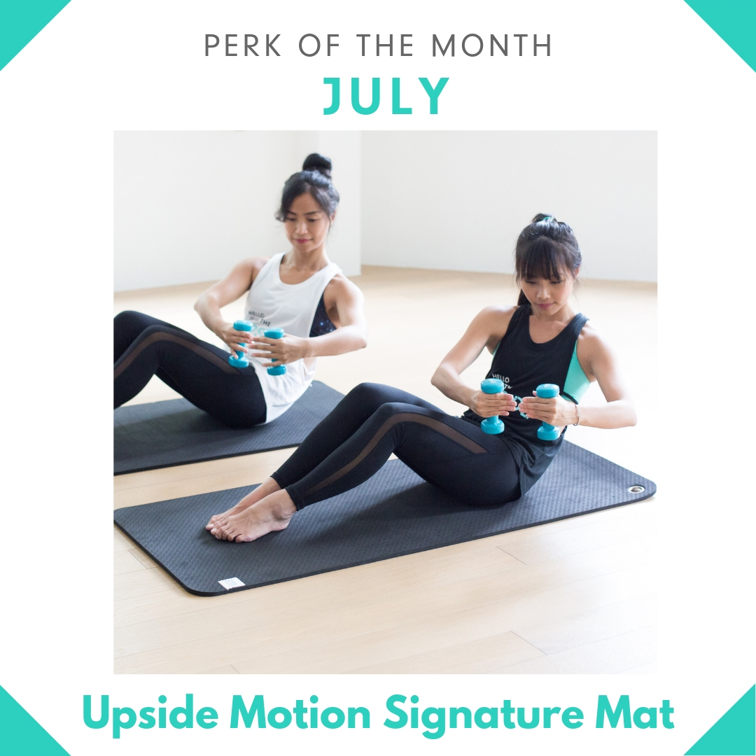 Perkville Perk Of The Month Signature Mat