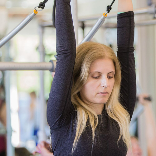 BASI Pilates: Shoulder Mechanics Workshop