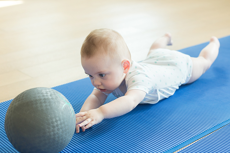 5 Things You Need To Know About The Babies On Board Workout Baby Play With Ball