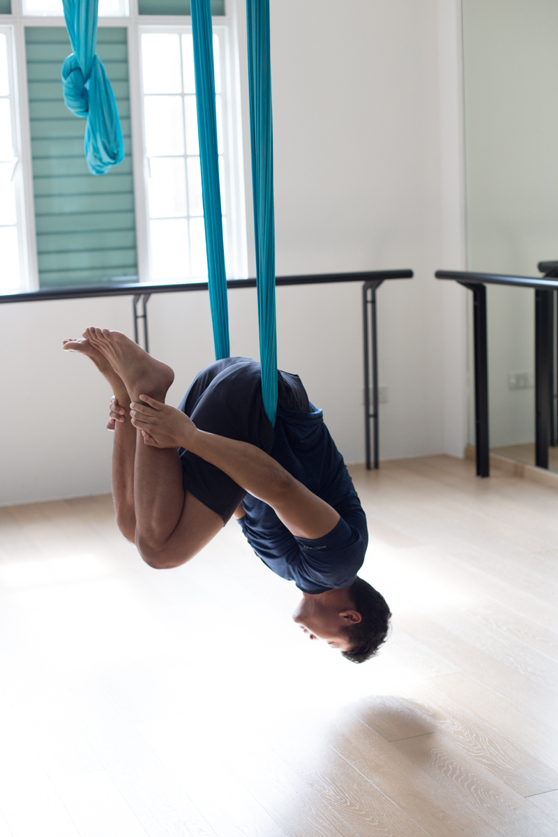 3 Aerial Stretches That Actually Heal You Cannonball