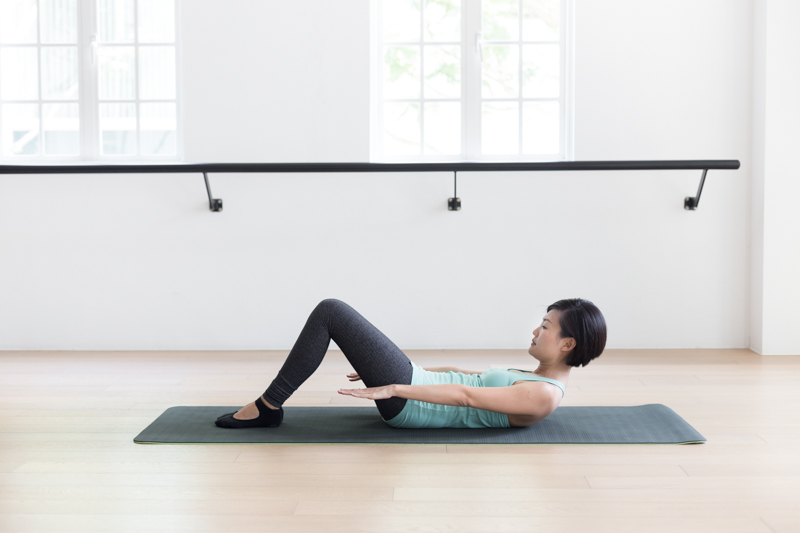 Anti-aging Pilates at Upside Motion the hundreds 2
