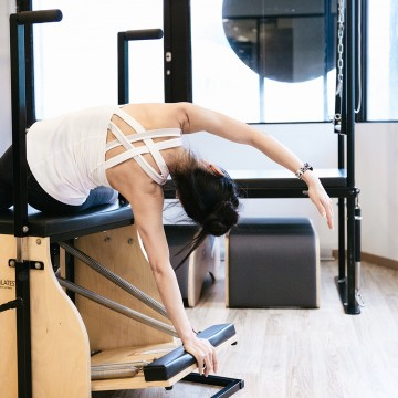 Upside Motion Pilates Mixed Apparatus